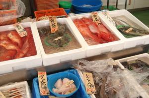 産地直結の魚屋さん 長井水産直売センター